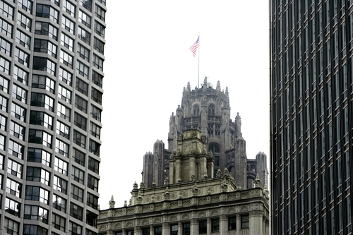 M. Spencer Green  |  AP file photo The Tribune Co., housed in the Chicago Tribune building, emerged from a Chapter 11 restructuring Monday with new owners, directors and needed financing.