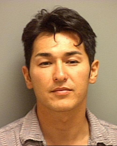 Anthony Mayhew, 2000. Courtesy Salt Lake County Jail