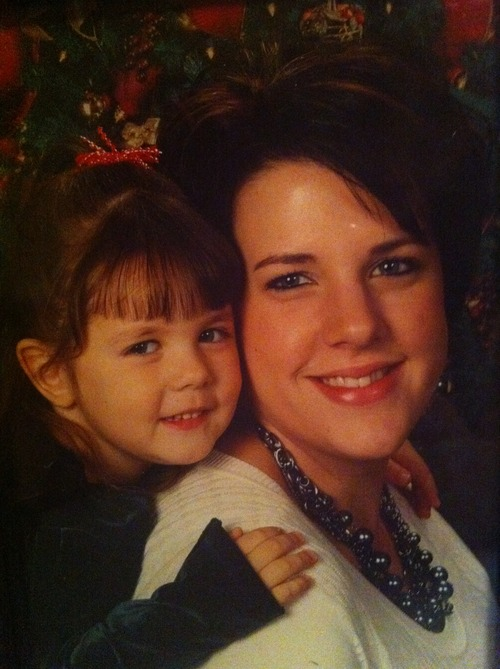 """Adria """"AJ"""" Parker and her 5-year-old daughter were murdered March 22, 2012, by Landon Jorgensen in Central, Utah.  Courtesy Barry Parker"""