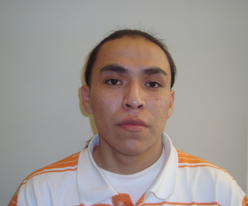 Alvert Mike, 21, of Salt Lake City.  Courtesy Utah Department of Corrections