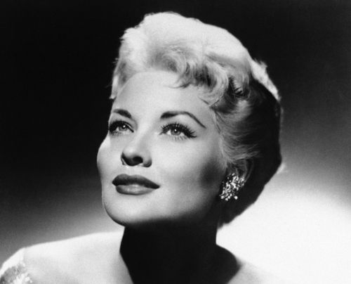 """FILE - This 1958 file photo shows singer Patti Page. Page, who made """"Tennessee Waltz"""" the third best-selling recording ever, died Tuesday, Jan. 1, 2012 in Encinitas, Calif. She was 85. (AP Photo, File)"""