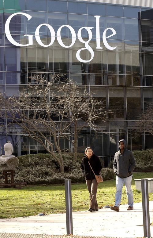 (AP Photo/Marcio Jose Sanchez) Google, based in Mountain View, Calif., Google is pledging to license hundreds of key patents to mobile computing rivals under more reasonable terms in a settlement that ends a high-profile antitrust probe.