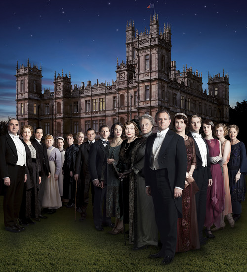 "Season 3 of ""Downton Abbey"" premieres Sunday, Jan. 6, at 8 p.m. on KUED-Channel 7. Credit: Courtesy of Carnival Film & Television Limited 2012 for MASTERPIECE"