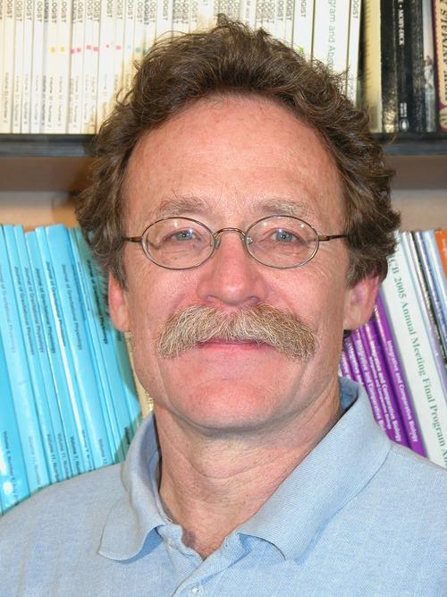 University of Utah biology professor David Carrier. Courtesy photo.