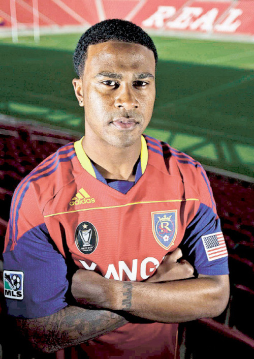 Trent Nelson   The Salt Lake TribuneRSL striker Robbie Findley. Is this his breakout year into stardom in the soccer world?