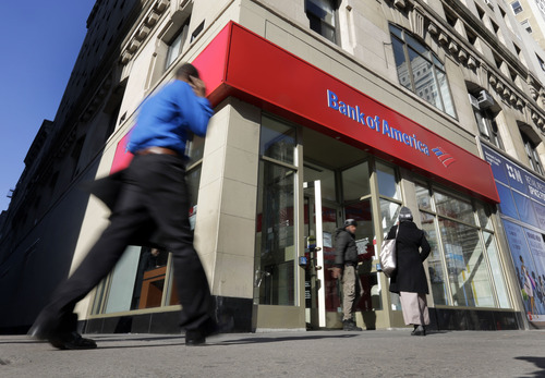 (AP Photo/Richard Drew) To be eligible, borrowers must have had a home loan with Bank of America, Ally/GMAC, Citi, JPMorgan Chase or Wells Fargo.