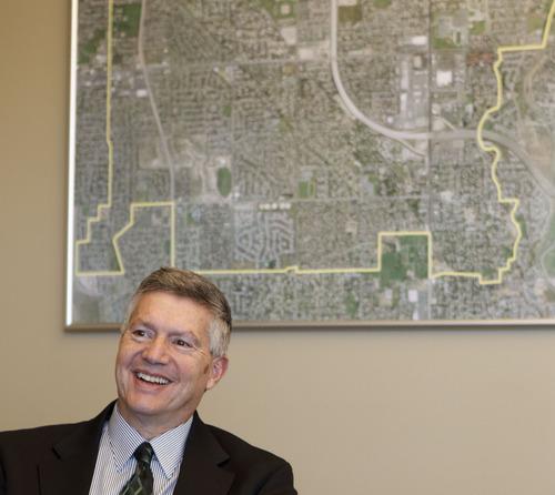 Rep. Wayne Harper, R-West Jordan