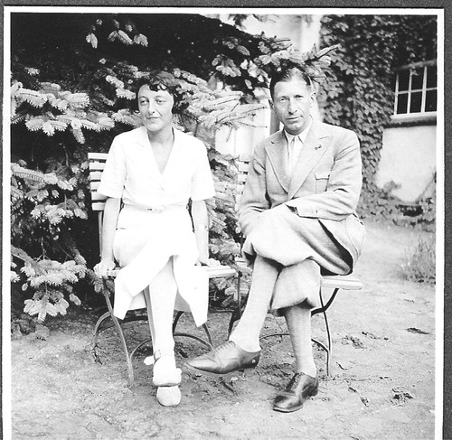 Courtesy photo Ruth and Fritz Lindenstrauss [Fred Linden] in Berlin when they were married.