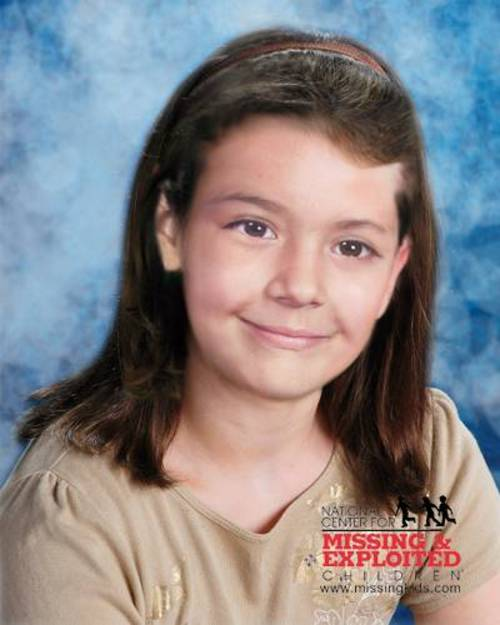 Courtesy photo Brenda Gomez, pictured in a photo manipulated to estimate how she might have aged. In 2004, Brenda's father took the 3-year-old from her mother, who had legal custody, to live with him in Mexico. Brenda is alive and well, as far as the police know.