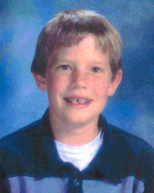 Courtesy photo Garrett Bardsley vanished Aug. 20, 2004, from Cuberant Lake in the Uinta Mountains while the 12-year-old Boy Scout was fishing with his father during a Scout trip.