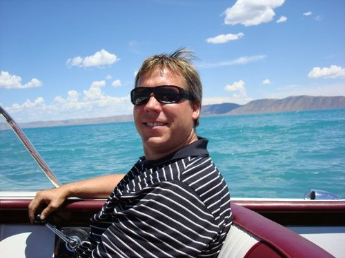 Michael Dale Bradley, 44, seen here in this undated photo, was among three men killed Jan. 12, 2013, in a plane crash in Texas. Michael Endo, 51, and pilot Rob Thompson, 49, also died.  Courtesy Celtic Bank