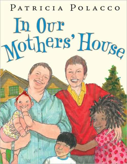 """""""In Our Mothers' House"""" by Patricia Polocco was placed behind the counter at Davis School District libraries after parents complained about its content. Courtesy image."""