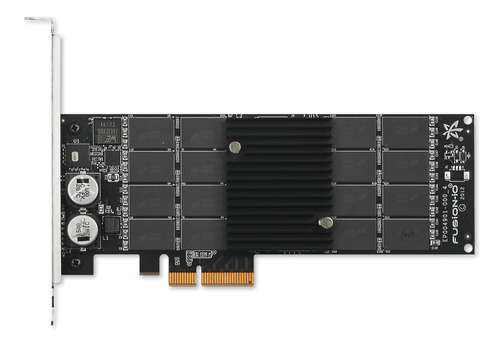 The Fusion ioScale is a computer card for servers that can store terabytes of information ranging from movie and music files to documents or other critical data so customers by the thousands can access them. Courtesy photo