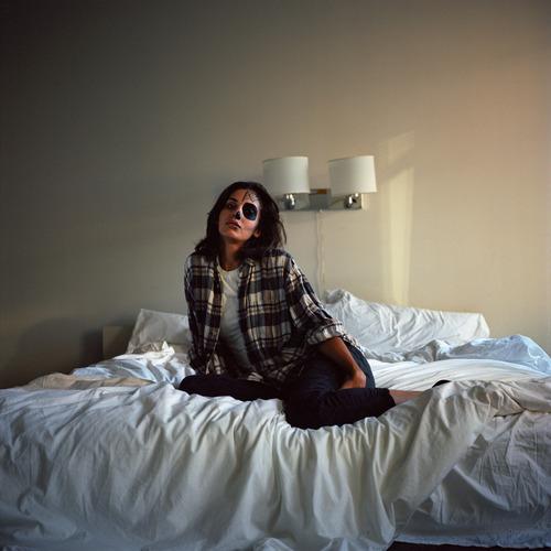 "Courtesy of J.R. Hughto Sonja Kinski plays Charlie, a young photographer, in director J.R. Hughto's film ""Diamond on Vinyl,"" screening Jan. 18 and Jan. 21 at Park City's Treasure Mountain Inn as part of the Slamdance Film Festival."