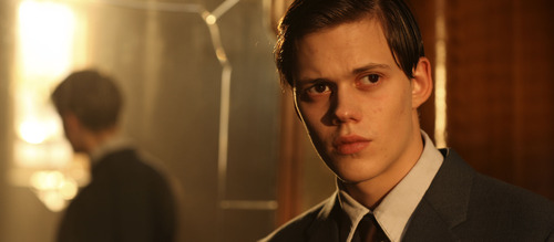 "Bill Skarsgård stars in the Swedish coming-of-age drama ""Simon and the Oaks."" Courtesy The Film Arcade"