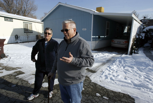 Murray Mobile Home Owner Sues Landlord Over Increases