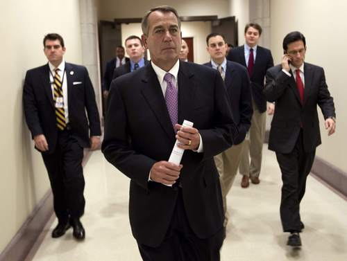 (AP Photo/Evan Vucci) as House Speaker John Boehner and the rest of Congress debated the fiscal cliff, little attention was paid to other increases. When the dust settled, lawmakers quietly allowed a pair of 2-year-old payroll tax cuts to expire as of New Year's Day.