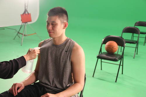 "Courtesy photo  A scene from ""Linsanity,"" part of the 2013 Sundance Film Festival."