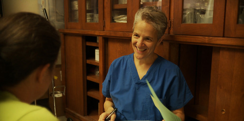 "Dr. Shelley Sella, one of the four doctors profiled in ""After Tiller,"" playing in the U.S. Documentary competition of the 2013 Sundance Film Festival. Courtesy Sundance Institute"