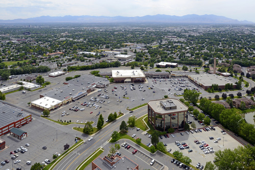 Courtesy photo The Brickyard Shopping Center has been sold.