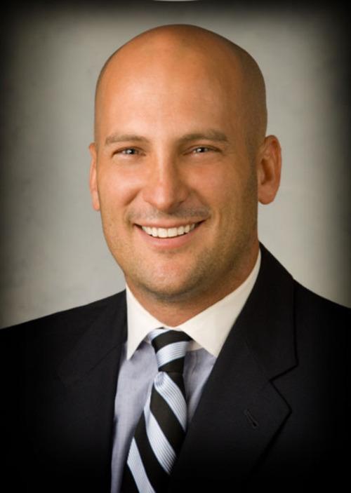 Thomas Wright • Utah Republican Party chairman