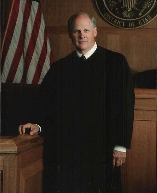 Courtesy photo Federal Judge Ted Stewart.