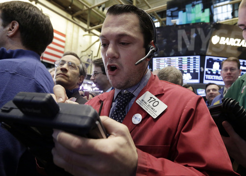 (AP Photo/Richard Drew) The optimism that has pervaded the market in recent weeks is a marked change from recent years. Until very recently, many investors of all stripes had continued to shy away from stocks in the face of hovering problems.