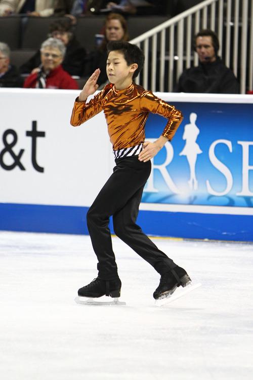 Courtesy image Nathan Chen has hopes of defending his national figure skating championship.
