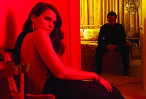 """Courtesy photo Keri Russell as Elizabeth Jennings, Matthew Rhys as Phillip Jennings in FX's """"The Americans."""""""