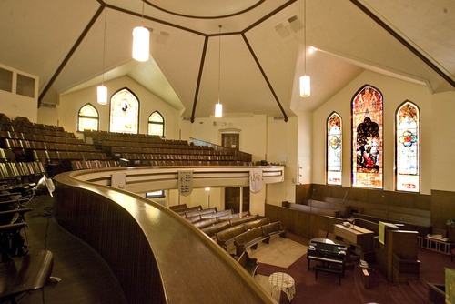 Methodist Church Was An Early Sign That Utah Wasnt Just
