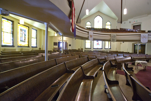 Methodist Church Was An Early Sign That Utah Wasn 39 T Just For Mormons The Salt Lake Tribune
