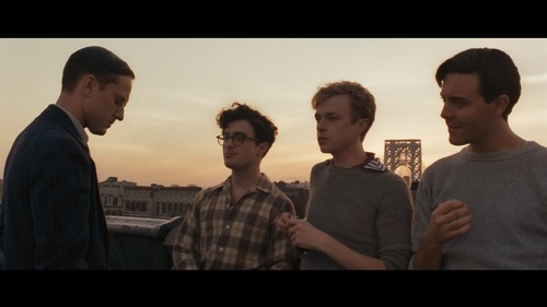 """Ben Foster, Daniel Radcliffe, Dane DeHaan and Jack Huston (from left) star in """"Kill Your Darlings,"""" debuting in the U.S. Dramatic competition of the 2013 Sundance Film Festival. Courtesy Sundance Institute"""