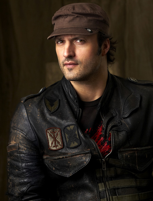 Courtesy of The Sundance Institute Filmmaker Robert Rodriguez is named as a defendant in lawsuit that alleges he undermined another filmmaker's efforts to market a game app and film starring actor Danny Trejo.