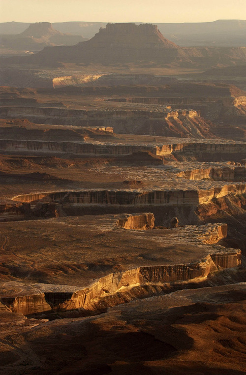 Courtesy photo Looking over the Green River from Island in the Sky at Canyonlands National Park.
