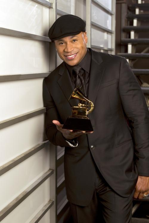 Courtesy photo Grammys host LL Cool J.