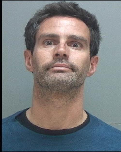 William Patrick Estell. Courtesy Salt Lake County Jail