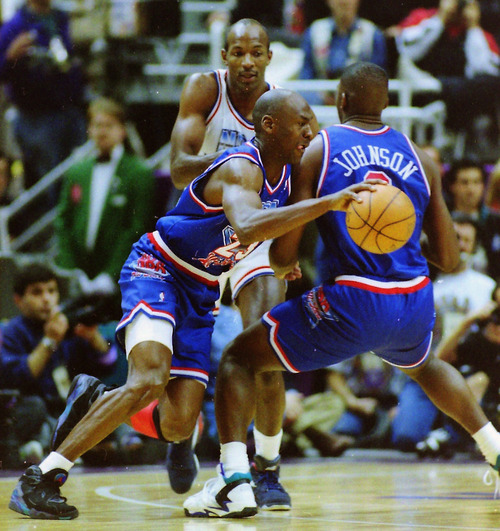 0efefb0ae00 1993 NBA All-Star Game a special moment for Utah - The Salt Lake Tribune