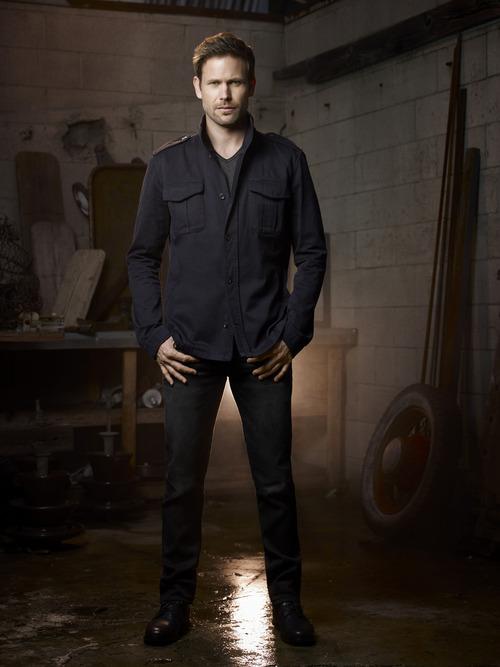 "Courtesy photo Matt Davis stars as Jeff in ""Cult"" on The CW."