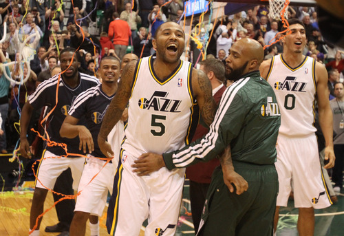 Rick Egan  | The Salt Lake Tribune  Utah Jazz point guard Mo Williams needs a long run of games post-thumb injury to determine if he is the answer for the Jazz long-term.