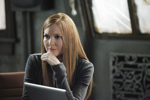 """Darby Stanchfield stars as Abby Whelan in """"Scandal."""""""