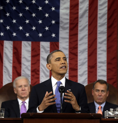 (AP Photo/Charles Dharapak, Pool)  President Barack Obama and some Republicans have suggested capping tax breaks for the top 20 percent of taxpayers, arguing it would be fairer and could simplify tax filings.