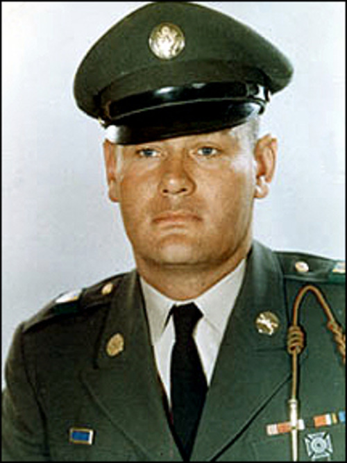 Army Staff Sgt. Vaughn M. Angell, 31, of Salt Lake City, died Jan. 19, 1968 in Vietnam. His photo will be part of The Education Center at the Wall, which is to be built next to the Vietnam Veterans Memorial in Washington, D.C. The Vietnam Veterans Memorial Fund has photos for more than half of Utah's 364 fallen, but is seeking photos of the rest as part of its Faces Never Forgotten campaign. Courtesy | Vietnam Veterans Memorial Fund