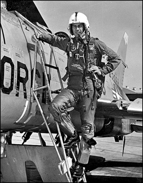 Air Force Capt. Paul A. Meiners, of Kaysville, was 36 when he died in Vietnam. His photo will be part of The Education Center at the Wall, which is to be built next to the Vietnam Veterans Memorial in Washington, D.C. The Vietnam Veterans Memorial Fund has photos for more than half of Utah's 364 fallen, but is seeking photos of the rest as part of its Faces Never Forgotten campaign. Courtesy | Vietnam Veterans Memorial Fund