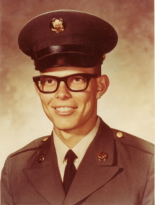 Army Cpl. Robert L. Brock of Montezuma Creek died just a few months shy of his 21st birthday in Vietnam. His photo will be part of The Education Center at the Wall, which is to be built next to the Vietnam Veterans Memorial in Washington, D.C. The Vietnam Veterans Memorial Fund has photos for more than half of Utah's 364 fallen, but is seeking photos of the rest as part of its Faces Never Forgotten campaign. Courtesy | Vietnam Veterans Memorial Fund
