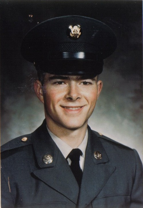 Private 1st Class Roger W. Volz of Salt Lake City was barely 19 when he died in Vietnam on May 28, 1968.  His photo will be part of The Education Center at the Wall, which is to be built next to the Vietnam Veterans Memorial in Washington, D.C. The Vietnam Veterans Memorial Fund has photos for more than half of Utah's 364 fallen, but is seeking photos of the rest as part of its Faces Never Forgotten campaign. Courtesy | Vietnam Veterans Memorial Fund