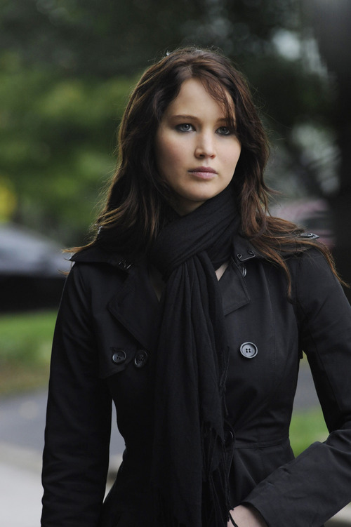 "This film image released by The Weinstein Company shows Jennifer Lawrence in ""Silver Linings Playbook."" (AP Photo/The Weinstein Company, JoJo Whilden)"