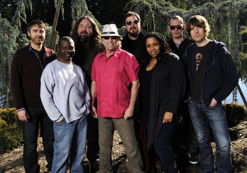 Mickey Hart Band. Courtesy image