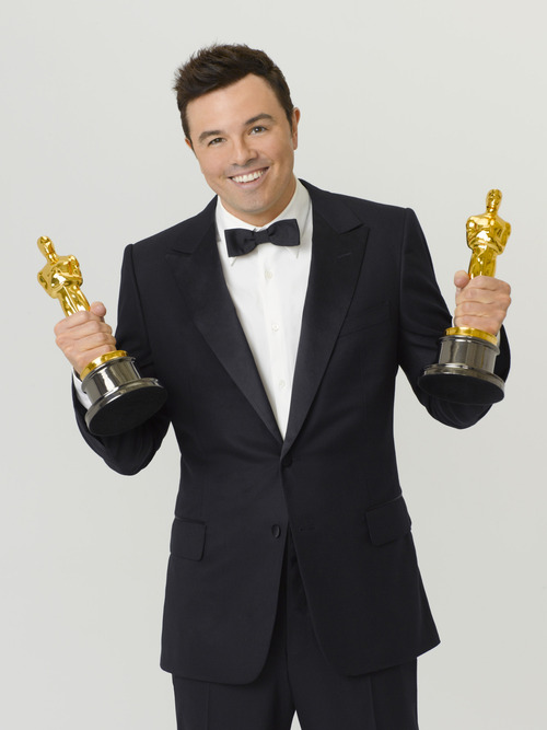 Seth MacFarlane will host the 85th Annual Academy Awards, broadcasting live on Sunday, Feb. 24, at 6:30 p.m. on ABC/Channel 4. Courtesy photo