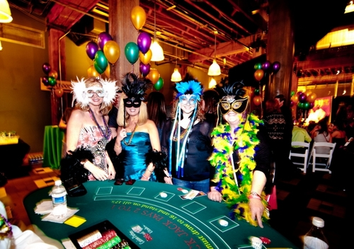 The Utah Arts Festival is throwing its annual fund-raising party, The Masquerade Party on Saturday, Feb. 23, 2013. Courtesy Utah Arts Festival