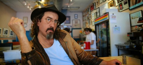 |  Courtesy of James McMurty James McMurtry's music is a thick Texas stew of rock, country, folk and roadhouse boogie framed by McMurtry's own chiming, evocative guitar work. He will play at The State Room Feb. 23, 2013.